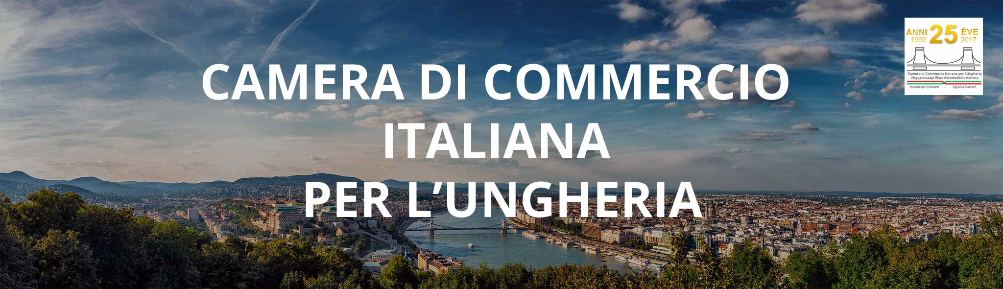 Camera di Commercio Italiana per l'Ungheria