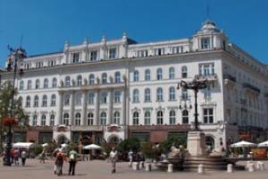 Piazza Vörösmarty