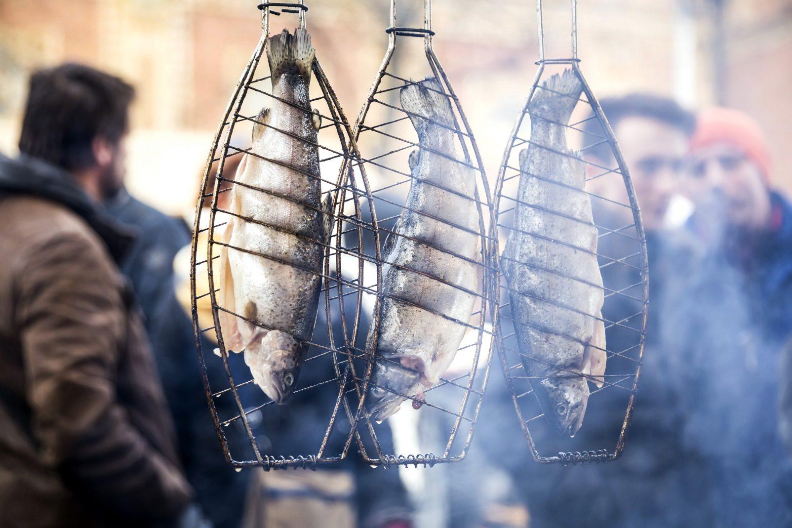 VI Festival del Pesce di Budapest