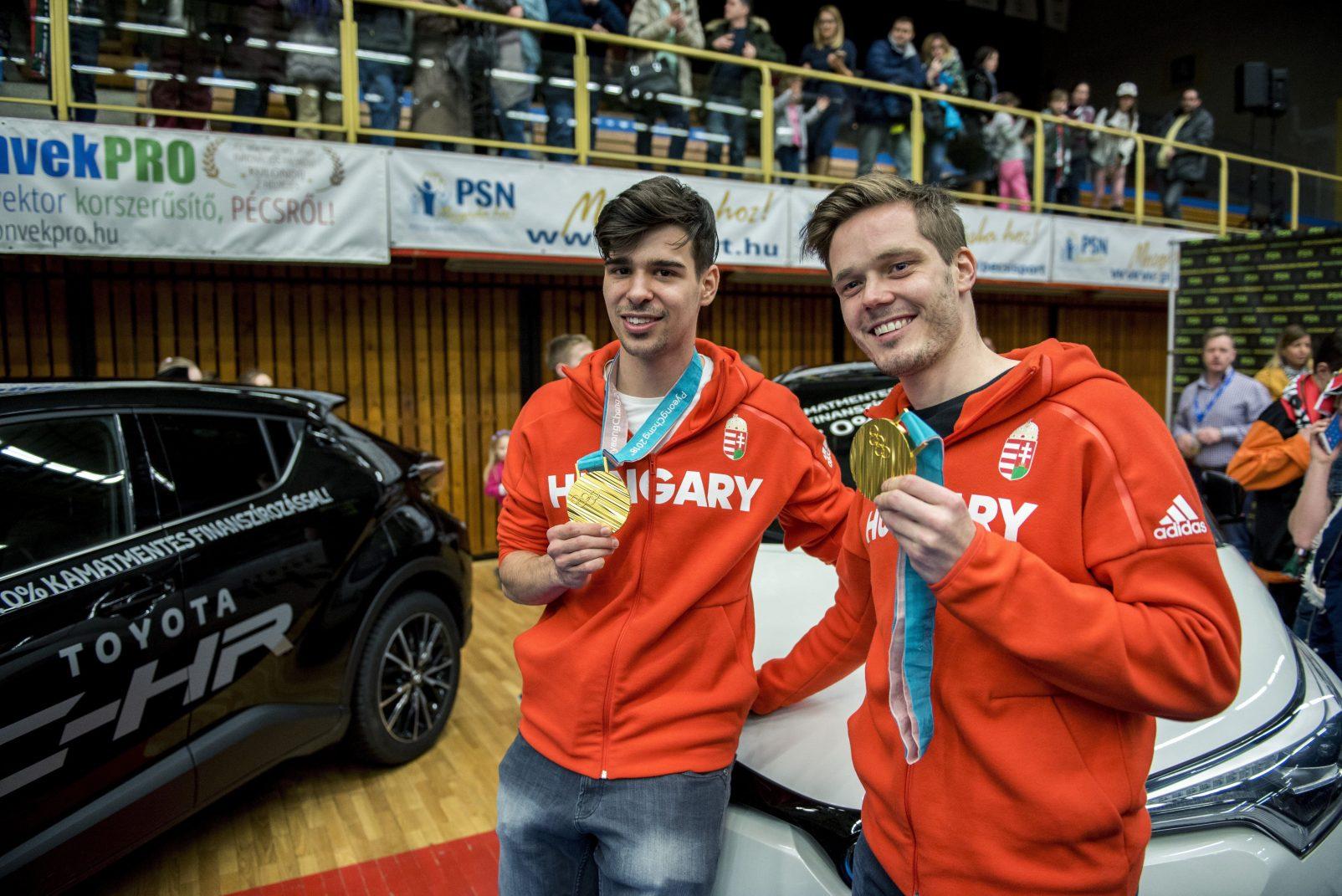 BURJÁN Csaba; KNOCH Viktor
