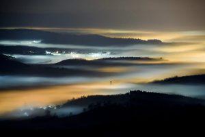 Nebbia a Salgótarján