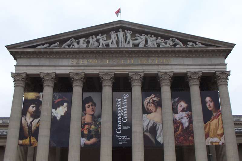 Museo di Belle Arti di Budapest