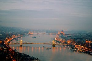 Budapest in poche ore