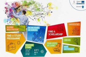 Info per studenti sul sito web della fondazione Tempus